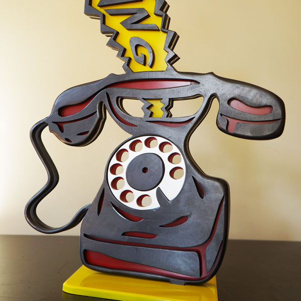 sculpture pop art