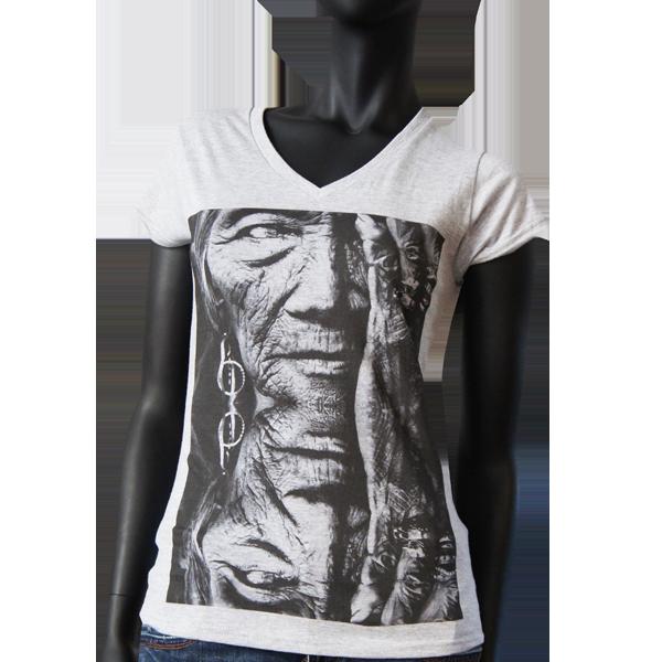 T-shirt Pop Art Indien