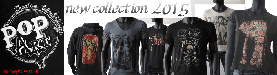 nouvelle collection 2015 popart et nissart