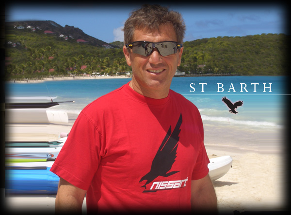 Tee Shirt Nissart Saint Barth