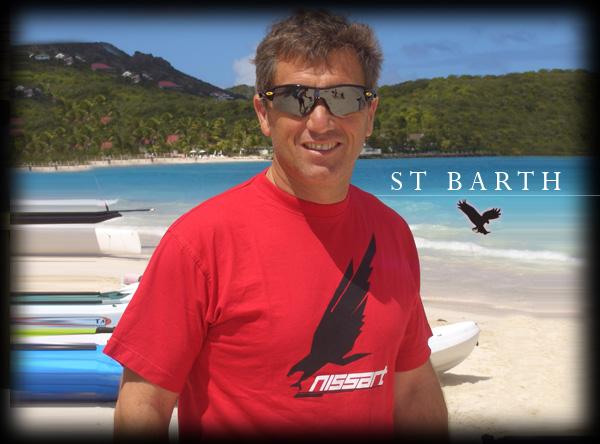Tee Shirt Nissart Saint Barth