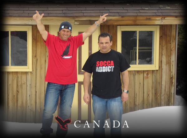 Tee Shirt Nissart Canada