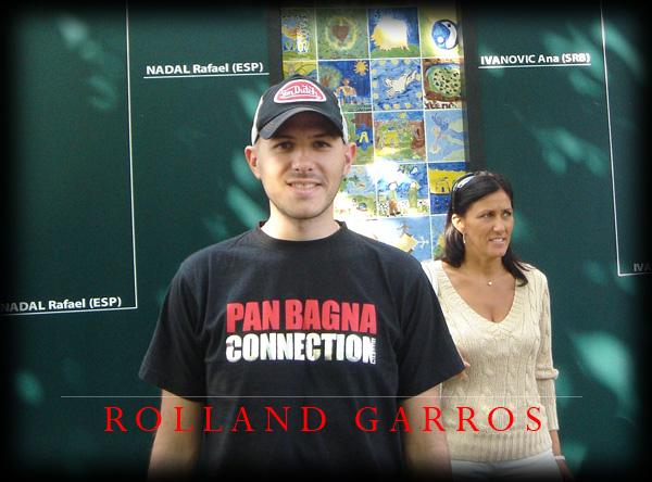 Tee Shirt Roland Garros
