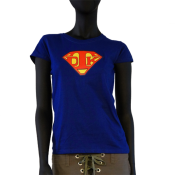 Tee-shirt royal col rond superDTK