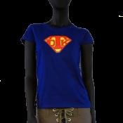 Tee-shirt royal col rond superDTK