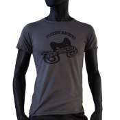 Tee-shirt used dantonku Bike