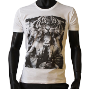 T-shirt Blanc - INFINITY 8