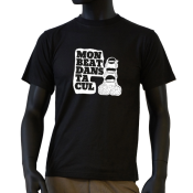 tee-shirt joe la mouk homme mon beat ...