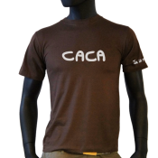 Tee-shirt Joe la Mouk - Caca