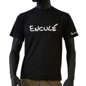 Tee-shirt Joe la Mouk - Encul�