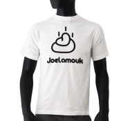 Tee-shirt Joe la Mouk - SHIT