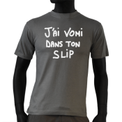 Tee-shirt Joe la Mouk - VOMI