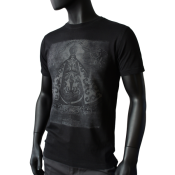 T-shirt noir Washed - MADONE