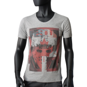 T-shirt Gris Chine - CANADIAN