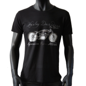 T-shirt col rond black